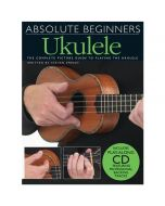 Sproat, Steven - Absolute Beginners Ukulele (Book and CD)