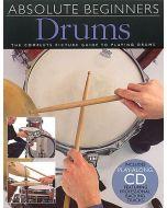 Zubraski, Dave - Absolute Beginners Drums