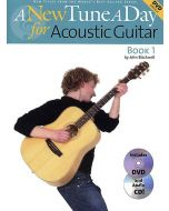 Blackwell, John - A New Tune A Day Acoustic Guitar - Book 1 (DVD Edition)