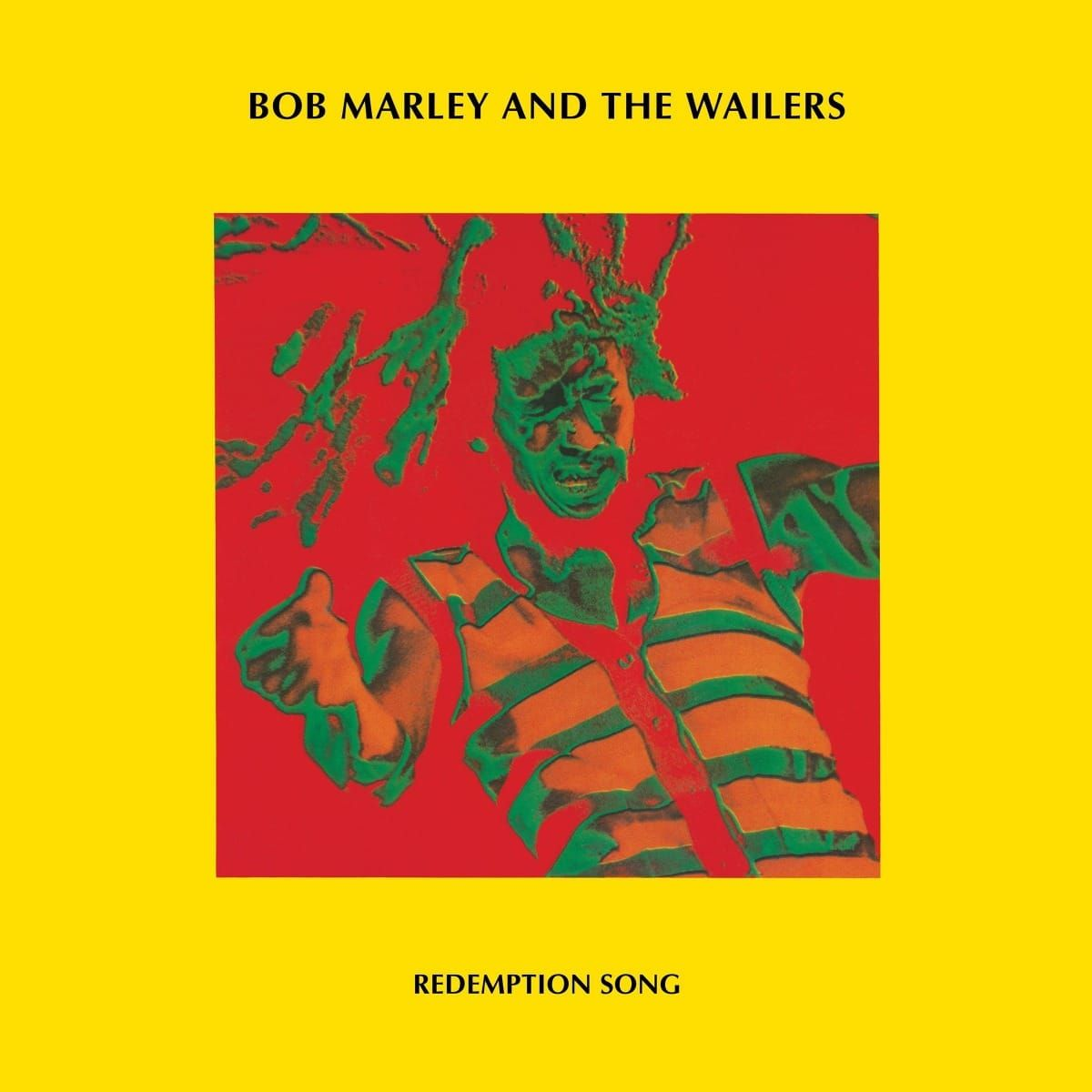 BOB MARLEY AND THE WAILERS - REDEMPTION SONG - RSD20