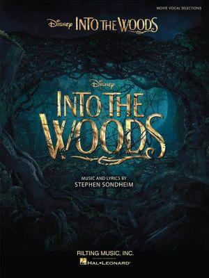 Sondheim, Stephen - Into the Woods (Disney Movie) PVG