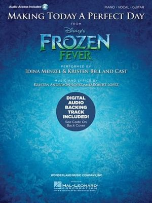 Making Today A Perfect Day (from Frozen Fever) PVG