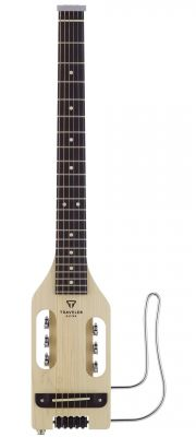 Traveler Ultra-Light Electric Travel Guitar Maple