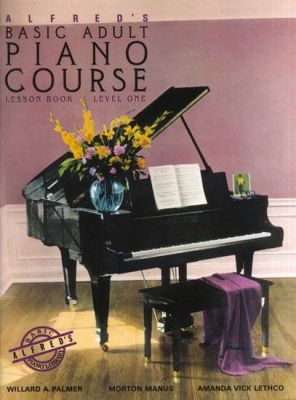 Alfred Adult Piano Course Lesson Book 1