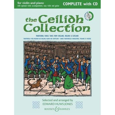 The Ceilidh Collection Complete (Book + CD) Violin, Guitar and Piano