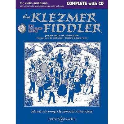 The Klezmer Fiddler (Book and CD)