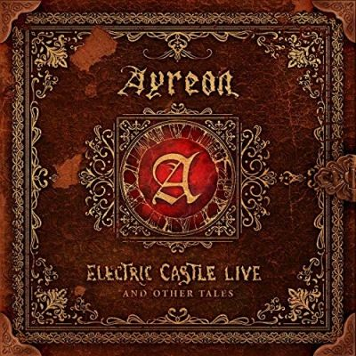 AYREON - ELECTRIC CASTLE LIVE AND OTHER TALES - 3LP VINYL GOLD VINYL