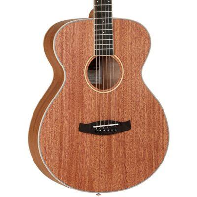 Tanglewood TWUF Union Folk Natural Satin Acoustic Guitar