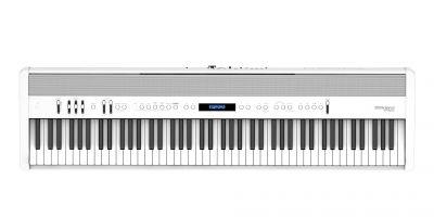 Roland FP60X Portable Digital Piano, White