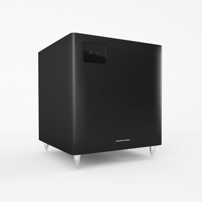 Acoustic Energy AE108 Active Subwoofer, Satin Black - DISPLAY MODEL