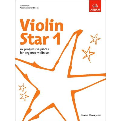 Violin Star Book 1 (Piano Accompaniment)