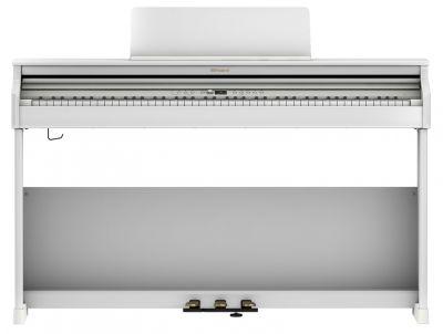 Roland RP701 Digital Piano, White