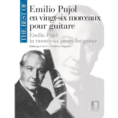 The Best of Emilio Pujol (Guitar)