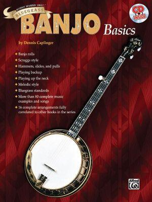 Bluegrass Banjo Basics (Book + CD)