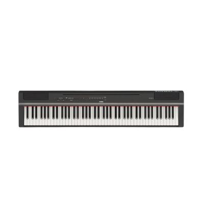 Yamaha P125B Portable Piano, Black