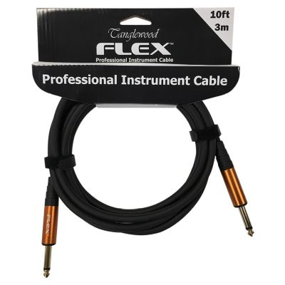 Tanglewood FX3 Professional Instrument Cable 3m-10ft