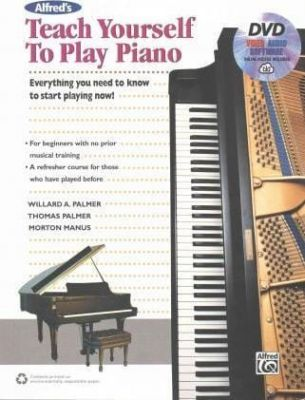 Teach Yourself to Play Piano (Book with DVD)