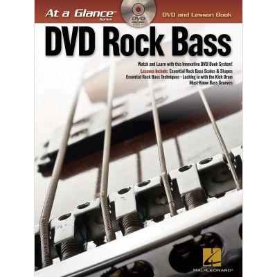 DVD Rock Bass (Book/DVD)