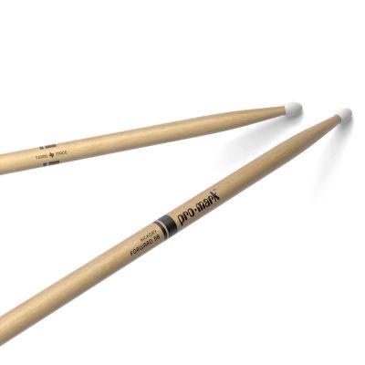 ProMark 5B Hickory Nylon Tip Drum Sticks