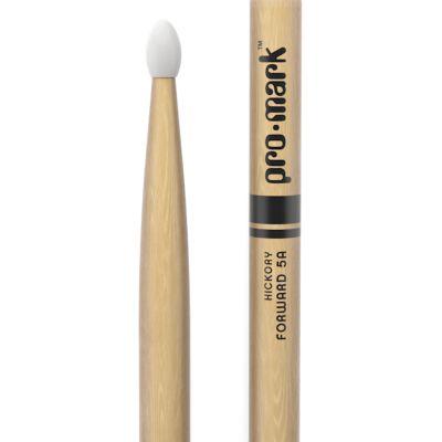 ProMark 5A Hickory Nylon Tip Drum Sticks