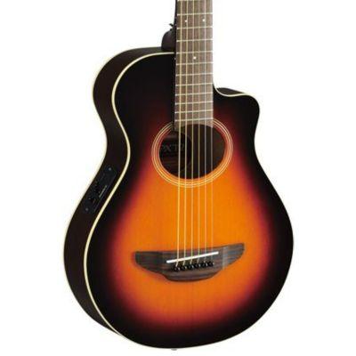 Yamaha APXT2 Travel Guitar Old Violin Sunburst