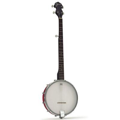 Ozark 2102G Open Back 5 String Banjo With Gig Bag
