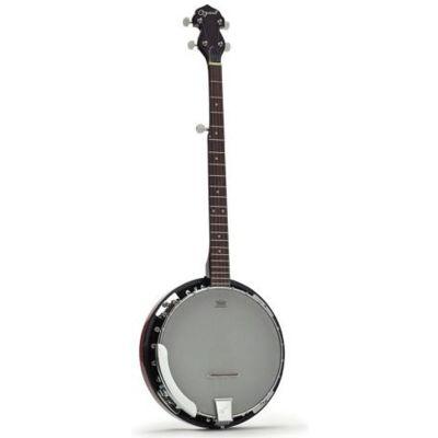 Ozark 5 Str Banjo L H And Padded Cover (2105GL)