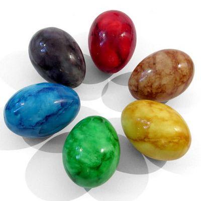 Siesta Tie Dyed Egg Shaker