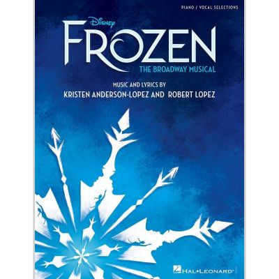 Disney's Frozen - The Broadway Musical(Piano/Vocal/Guitar)