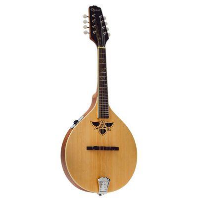 Ozark 2240E Flat Back Celtic Mandolin, Electro