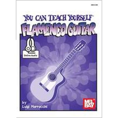 You Can Teach Yourself Flamenco Guitar (Online Audio)
