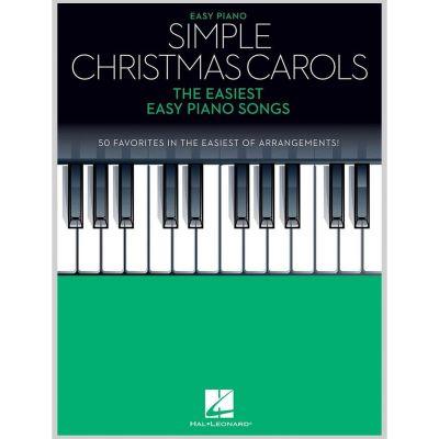 Simple Christmas Carols (Easy Piano)