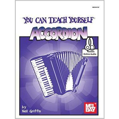 You Can Teach Yourself Accordion (Online Audio)