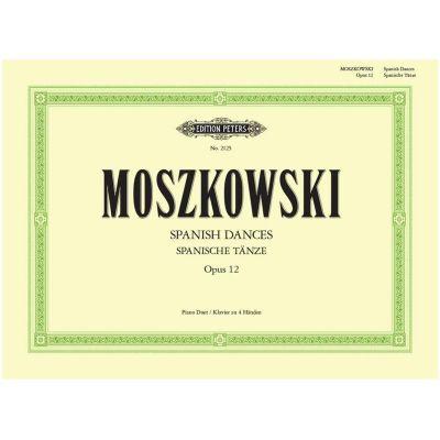 Moszkowski - Spanish Dances Op.12 (Piano 4 Hands)