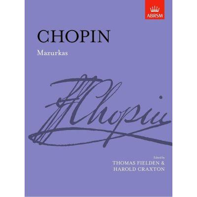Fielden And Craxton - Chopin Mazurkas (ABRSM Edition)