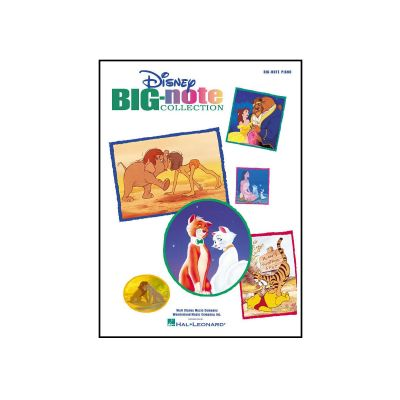 Disney Big-Note Collection For Piano