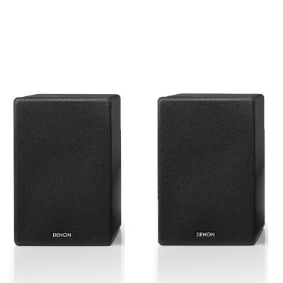 Denon Ceol SC-N10 Speakers in black