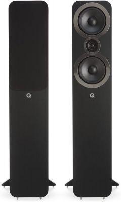 Q Acoustics 3050i Floorstanding Speakers (Pair) Carbon Black