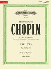 Sticky Notepads - Chopin Preludes