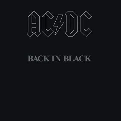 AC DC - Back In Black - VINYL