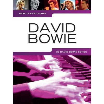 David Bowie - Really Easy Piano David Bowie