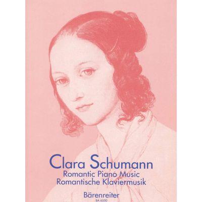 Clara Schumann: Romantic Piano Music, Volume 1
