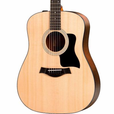 Taylor 110E Walnut / Sitka Dreadnought Electro Acoustic Guitar