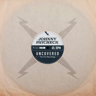 JOHNNY PAYCHECK - UNCOVERED - THE FIRST RECORDINGS - RSD 2021 - DROP 2