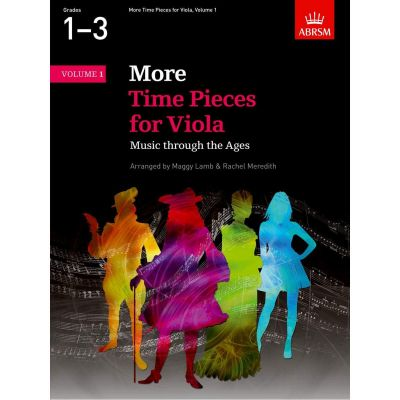 More Time Pieces for Viola Volume 1