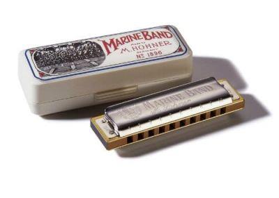 Hohner Marine Band Harmonica 24 G