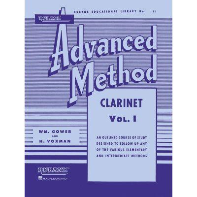 Rubank Advanced Method Vol. I (Clarinet)