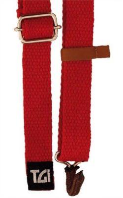 TGI Ukulele Strap - Red