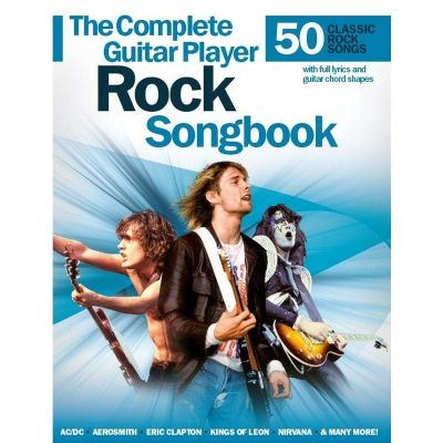 The Complete Guitar Player - Rock Songbook