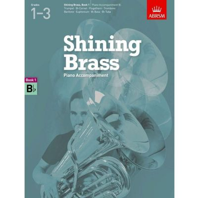 Shining Brass Book 1 - Piano accompaniment B-flat